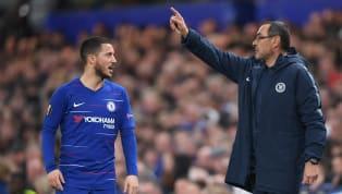 Maurizio Sarri s'est exprimésur l'avenir d'Eden Hazard à Chelsea. Une déclaration qui rapproche une fois de plus le Belge d'un départ. Alors que Chelsea...