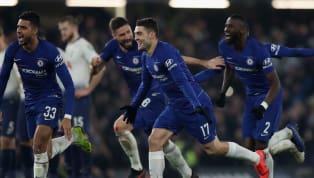 Déjà miraculé à l'aller, Tottenham a dû céder cette fois-ci face à Chelsea. Emmenés par un énorme Hazard, les Blues ont dû batailler jusqu'aux penaltys pour...