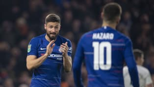 ​West Ham are reported to be considering another move for Chelsea striker Olivier Giroud, after forward Marko Arnautovic suffered what looked to be a bad...