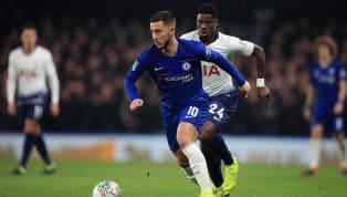 Chelsea The team news is in! 👊#CHETOT pic.twitter.com/ZK4RDUk2LX — Chelsea FC (@ChelseaFC) February 27, 2019 Spurs #THFC: Lloris (C), Trippier, Alderweireld,...