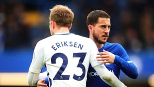 ksen Real Madrid have made Eden Hazard and Christian Eriksen priority transfer targets and will launch bids for the Premier League duo in the summer. Chelsea...