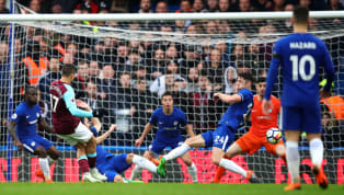 More Chelseatravel across the capital to face West Ham this weekend,hoping to keep their perfectPremier Leaguerecord alive. Finishing in a disappointing...