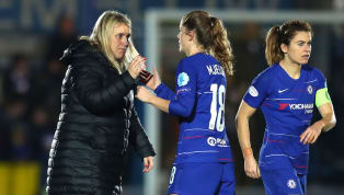 lash Chelsea manager Emma Hayes has urged fans not to be discouraged from going to France for the second leg of the Champions League quarter final against...