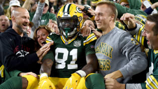 Geronimo Allison isn't going anywhere. The Packers wide receiver, who went undrafted in 2016, was signed by Green Bay and has played a sizable role in the...