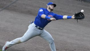 Cubsfans will be surprised to see such a big name not on the major league roster come Opening Day, but that's the case with former star prospectIan Happ....