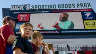 En un esfuerzo por meterse de lleno en la globalización del futbol, el equipo de los Colorado Rapids de la MLS, anunció que se medirá en un partido amistoso...