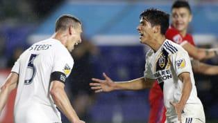 El futbolista mexicano,Uriel Antuna, jugador deLA Galaxy, admitió que decidió llegar a la escuadra angelina en gran parte para jugar al lado del...