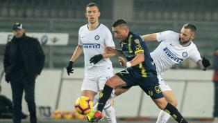 Allo Stadio Bentegodi di Verona si è disputata la sfida (ore 18) traChievoeInter, gara valida per la diciassettesima giornata di Serie A. La squadra...