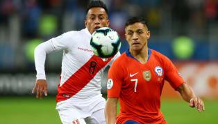 Rückschlag für Alexis Sanchez: Der Chilene zog sich bei der Copa America im Spiel um Platz drei gegen Argentinien eine Verletzung am Oberschenkel zu und wurde...
