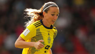​Real Madrid have completed the signing of their first ever female player after Sweden international Kosovare Asllani confirmed that she will be joining the...