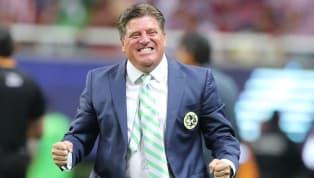 Miguel Herrera, sigue escribiendo su nombre en letras de oro en la historia delAmérica. Luego de que las Águilas vencieran 0-2 aChivasen el duelo...