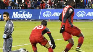 El Toronto FCempató 1-1 este sábado anteSan Jose Earhquakesy continúa fuera de los lugares que dan pase a los playoffs. La temporada del vigente campeón...