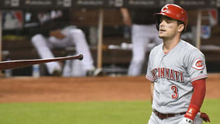 Afterleaving Friday's spring training early because of an injury, Cincinnati Reds second baseman Scooter Gennett suffered a right groin strain and the news...
