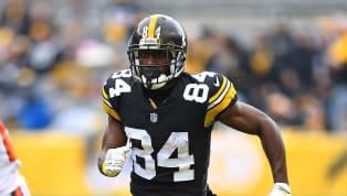 El receptor de los Pittsburgh Steelers, Antonio Brown, no está cómodo en la franquicia y ha solicitado su intercambio para la siguiente temporada. El equipo...