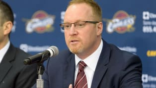 The new head of the Anthony Davis negotiations? Well, it's none other than LeBron James' well-respected old GM from his Cleveland days! David Griffin, whom...