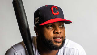 The Indians may be happy with their new addition, but that doesn't mean they can't grab some laughs at his expense.  Cleveland can love Carlos Santana for...