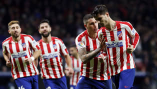 ​Liverpool will face Atletico Madrid in the Champions League last 16 when the competition resumes in February, having been paired with the Spanish side in...