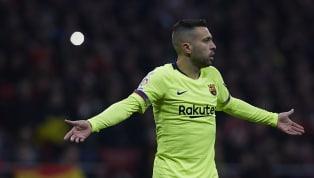 स्पैनिश क्लब बार्सिलोना के स्पैनिश फुलबैक जॉर्डी अल्बा अपने क्लब द्वारा नया कॉन्ट्रैक्ट ना ऑफर किए जाने से आश्चर्यचकित हैं। क्लब के साथ अल्बा का कॉन्ट्रैक्ट...