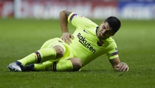 c Return Barcelona have confirmed that Luis Suarez, Jasper Cillessen and Arthur will sit out their Champions League clash with PSV on Wednesday, while midfield...