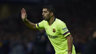 Barcelona Star Luis Suarez Immortalises Goal Celebration With Brand New Tattoo
