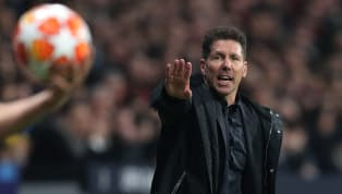 Diego Simeone has publicly apologised to those who were offended by a gesture he made during Atletico Madrid's Champions League win on Wednesday night, in...