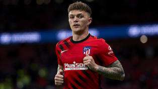 ​Atlético Madrid right-back Kieran Trippier is a doubt to face Liverpool in the Champions League last 16 after undergoing groin surgery. The Englishman has...