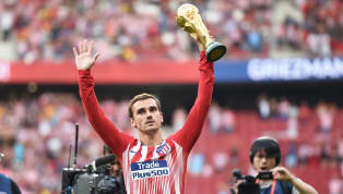 Antoine Griezmann Speaks on Missing Out on the Ballon d'Or Following Luka Modric's Win