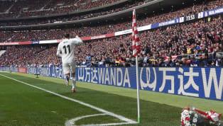 Tindakan yang dilakukan oleh Gareth Bale dalam kemenangan Real Madrid dengan skor 3-1 atas Atletico Madrid di Wanda Metropolitano dalam lanjutan kompetisi La...