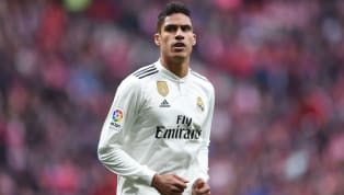 ​Real Madrid defender Raphael Varane has denied that he is unhappy at the Spanish club amid speculation regarding his immediate future at the Santiago...