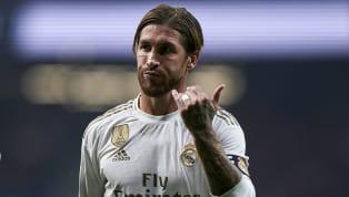 Sergio Ramos droht eine Sperre für den anstehenden Clasico gegenBarça- der Real-Verteidiger soll laut Diego Simeone den Linienrichteram Wochenende übel...