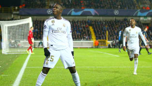 ians Real Madrid ensured their Champions League group stage finished with a win after seeing off Club Brugge 2-1, with three second half goals securing victory...