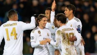 UEFA Şampiyonlar Ligi A Grubu 6. hafta mücadelesinde Real Madrid, deplasmanda Club Brugge'ü 3-1 mağlup etti. Konuk takımın gollerini;53. dakikada Rodrygo,...