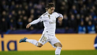 ​The UEFA Champions League group stage this season has seen a number of goals being scored and now ​Real Madrid star, Luka Modric's goal during their​ 3-1 win...