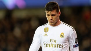 ​Real Madrid are 'examining the possibility' of loaning out striker Luka Jovic after a difficult start to his career at the Santiago Bernabeu. 21-year-old...
