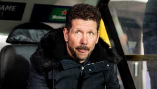 Diego Simeone Insists He Is 'Happy' Despite Atletico Madrid Finishing Second in UCL Group