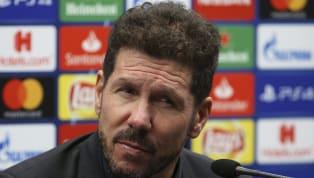 Diego Simeone Buka Peluang untuk Bisa  Melatih Inter Milan