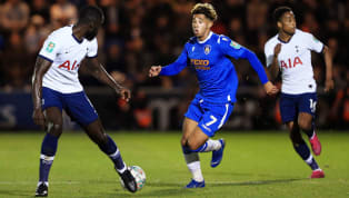 ough Tottenham have been knocked out of the Carabao Cup by Colchester United, who went through via a penalty shootout thanks to missed efforts from Christian...