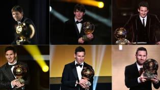 Ballon d'Or menjadi gelar paling bergengsi bagi pemain sepak bola profesional sejak 1956. Terkini, bintang Barcelona, Lionel Messi, menjadi pemenang edisi...