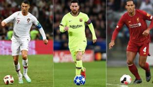 Die UEFA hat am Mittwoch das von Fans gewählte Team des Jahres 2019 veröffentlicht. Insgesamt sieben Spieler finden sich erstmals in dieser Top-Elf (Anzahl...