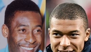 ​Footballing legend Pele has hailed France and Paris Saint-Germain star Kylian Mbappe, claiming that the striker has all the talent and drive to match his...
