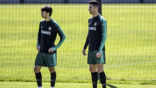 Portugal national team's coach Fernando Santos has played down all brewing comparisonsbetween Cristiano Ronaldoand Joao Felix by stating that both players...