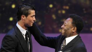 """Après le 700e but de son protégé, le célèbre agent Jorge Mendes s'est enflammé pour Cristiano Ronaldo, qu'il considère notamment comme """"meilleur"""" que Pelé...."""