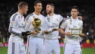 James Rodriguez seems to have no future at ​Real Madrid and is likely to leave the club in the summer ​transfer window. The 28-year-old has been pushed to the...