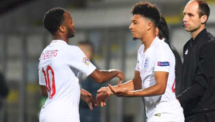 sion Raheem Sterling has expressed his admiration for young teenage prodigyJadon Sancho, revealing that he was impressed with his former teammate from the...