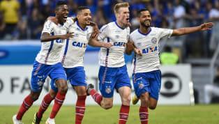 Garantido na Sul-Americana, Bahia busca sua melhor colocação nos pontos corridos