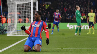 gles Crystal Palace have moved into fifth place in the Premier League table thanks to Jeffery Schlupp's brilliant second half goal at home to Eddie...