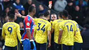 ​Arsenal striker Pierre-Emerick Aubameyang has reached out to Crystal Palace's Max Meyer after his high tackle left the midfielder injured when both sides met...