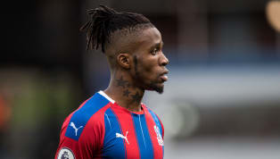 ​Everton's director of football Marcel Brands has revealed Crystal Palace's steep asking price for Wilfried Zaha meant the winger was never a viable transfer...