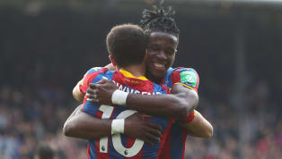 ting Crystal Palace forwards Wilfried Zaha and Andros Townsend have taken to Twitter to decry reports of a 'spectacular players' meeting' held at the club's...