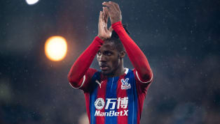 Wilfried Zaha was yet again the man for Crystal Palace as his strikesalvaged a 1-1draw for the Eagles against an impressive Brighton side at Selhurst Park...